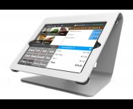 Bordsstativ / Kiosk till iPad, Vit